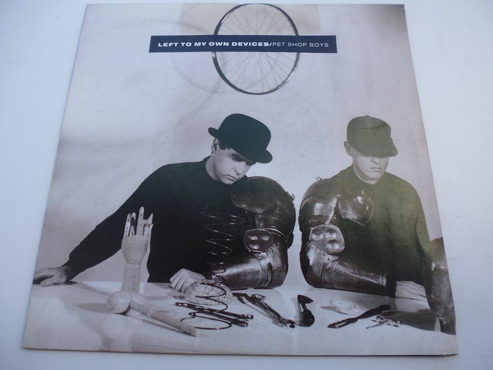 45 tours vinyl PET SHOP BOYS 4 Saint-Amand-les-Eaux (59)