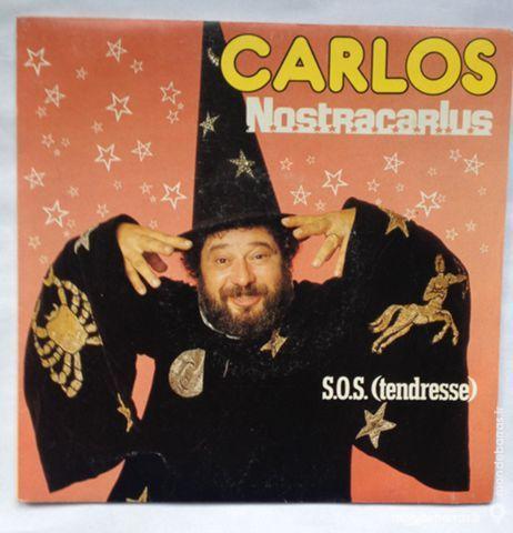 45 tours vinyle Carlos 1 Illkirch-Graffenstaden (67)