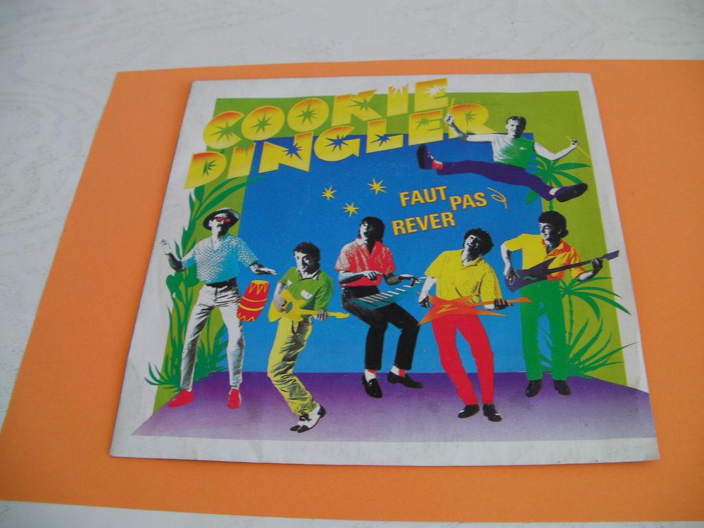 45 tours vinyle - COOKIE DINGLER 4 Saint-Etienne (42)