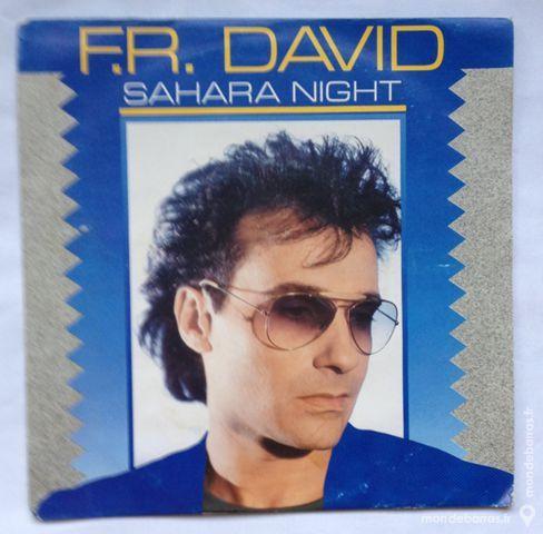 45 tours vinyle F.R. David 1 Illkirch-Graffenstaden (67)