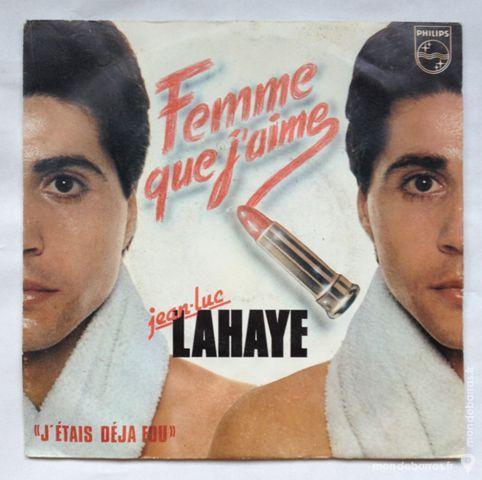 45 tours vinyle Jean-Luc Lahaye 1 Illkirch-Graffenstaden (67)