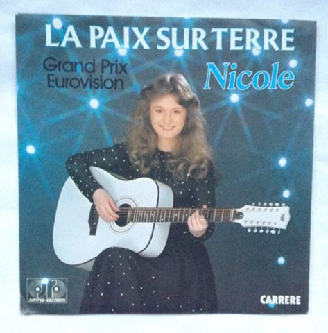 45 tours vinyle Nicole 1 Illkirch-Graffenstaden (67)