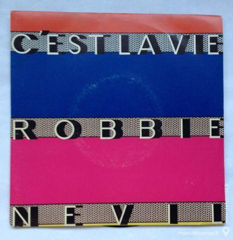45 tours vinyle Robbie Nevil 1 Illkirch-Graffenstaden (67)