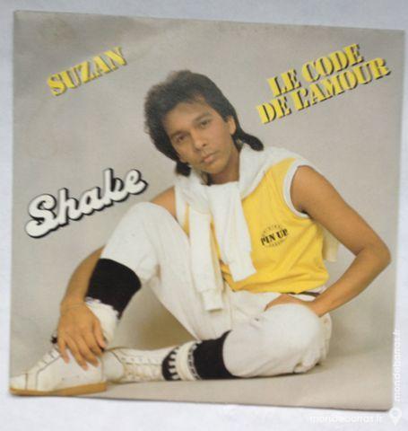 45 tours vinyle Shake: Suzan et le code de l'amour 1 Illkirch-Graffenstaden (67)