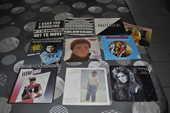 Lot de 45 tours vinyles avec  Bonnie Tyler  10 Perreuil (71)