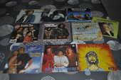 Lot de 45 tours vinyles avec  Rod Stewart   10 Perreuil (71)
