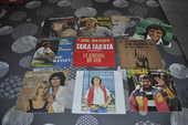 Lot de 45 tours vinyles  Joe Dassin  10 Perreuil (71)