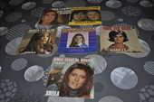Lot de 45 tours vinyles de  Sheila  5 Perreuil (71)