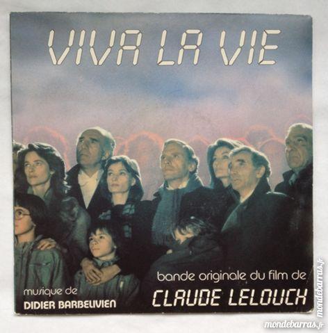 45 tours Viva la vie 1 Illkirch-Graffenstaden (67)