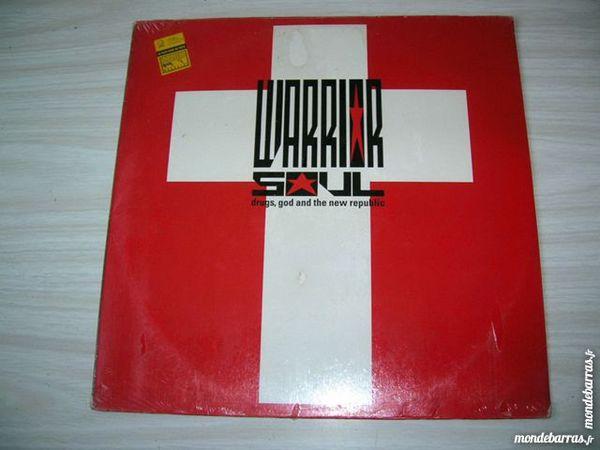 33 TOURS WARRIOR SOUL Drugs, god and the new repub 35 Nantes (44)