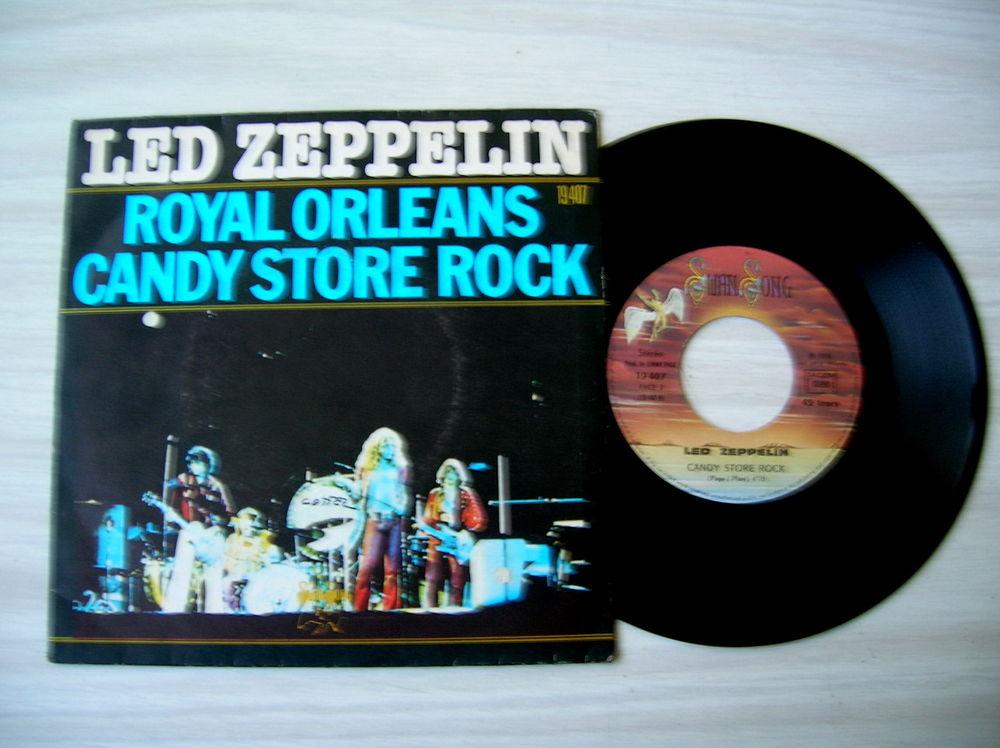 45 TOURS LED ZEPPELIN Royal Orleans CD et vinyles