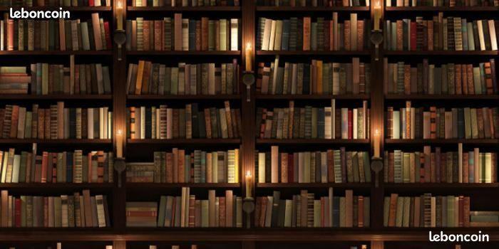 tous mes livres,60.000 livres 0 Eysines (33)