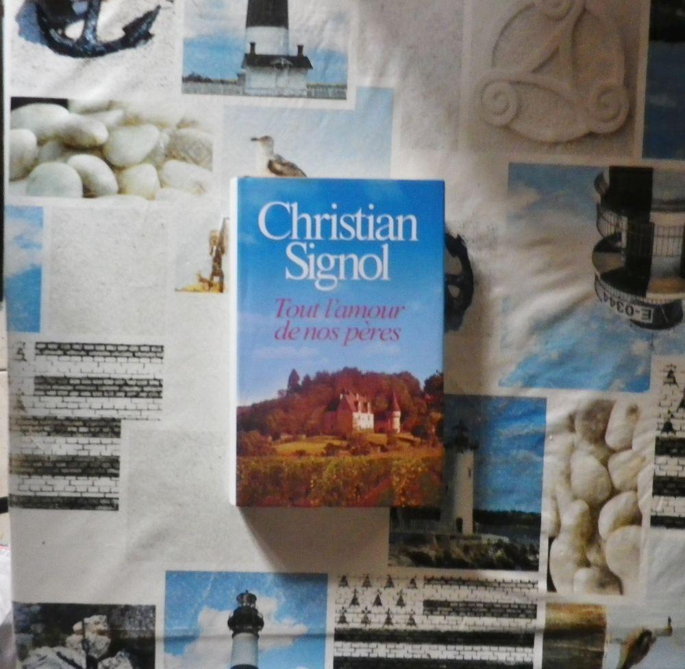 TOUT L'AMOUR DE NOS PERES de Christian SIGNOL  5 Bubry (56)