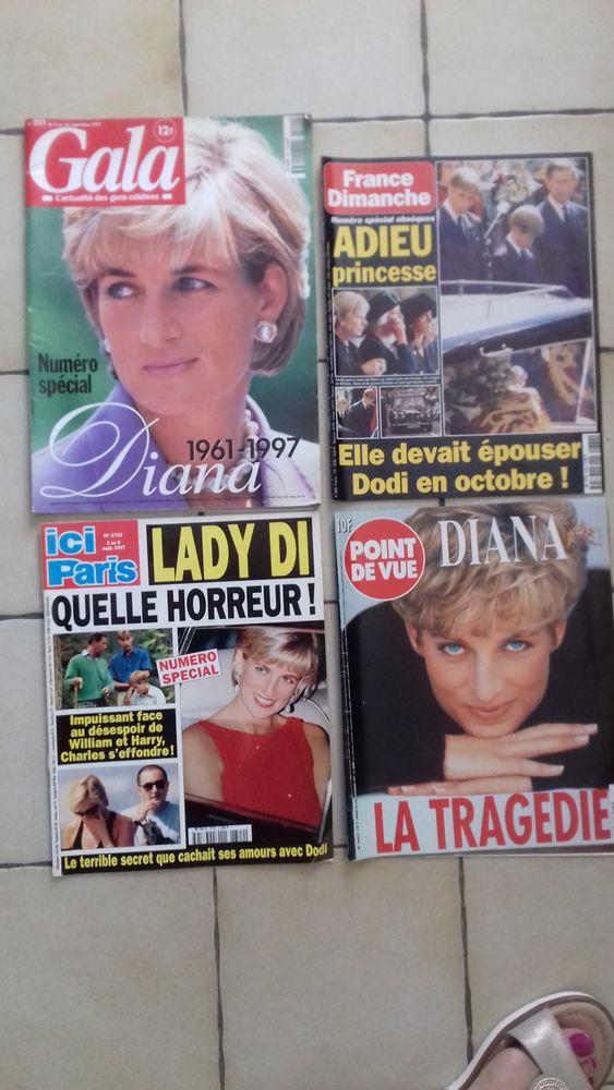 TOUT sur LADY DI 5 Éragny (95)