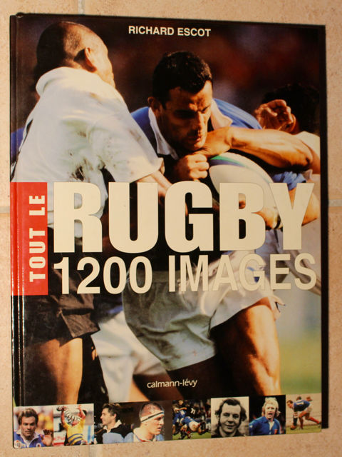 TOUT  LE  RUGBY   1200  IMAGES     10 Anglet (64)