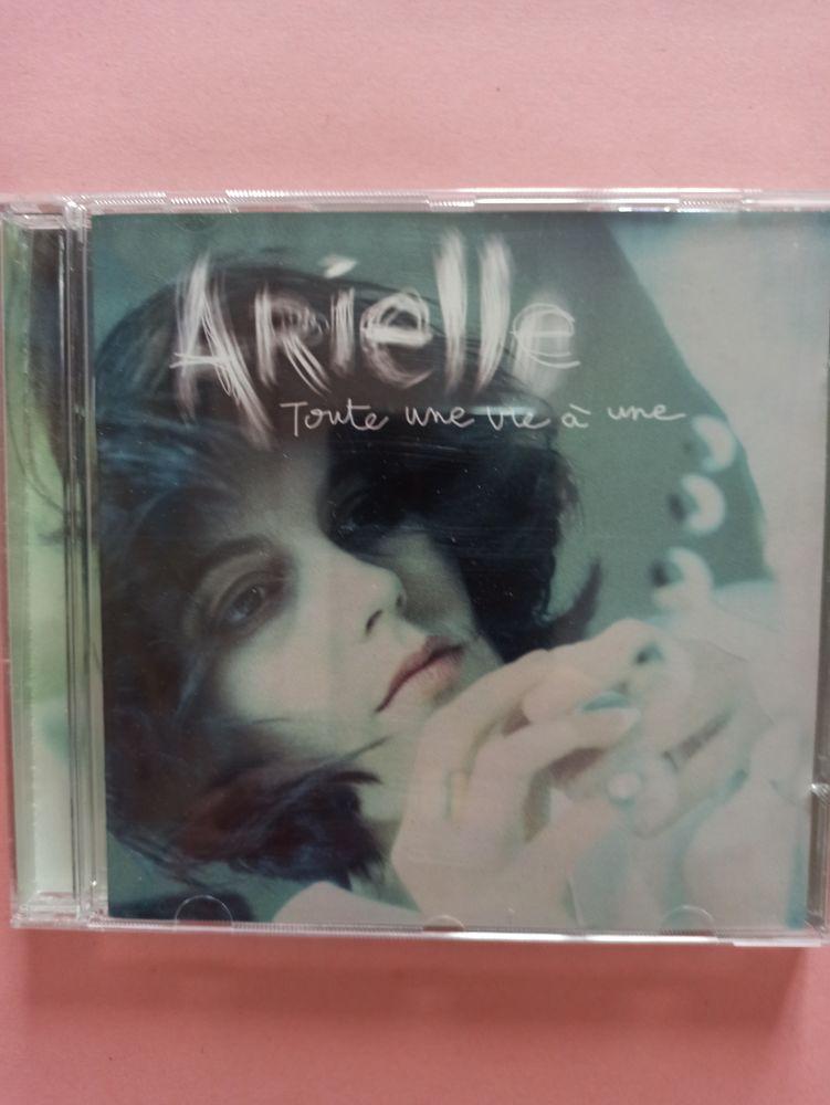 CD Toute une vie à une CD et vinyles