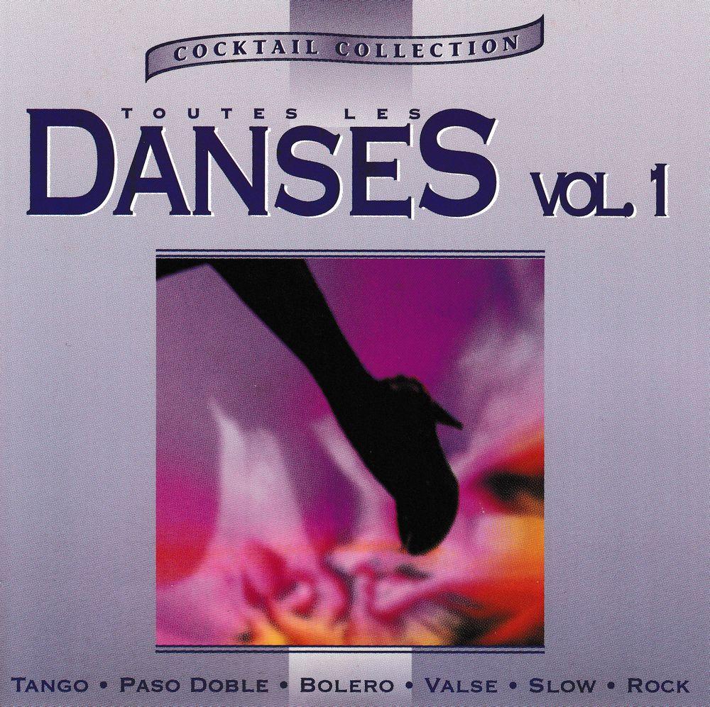 CD Toutes Les Danses Volume 1 CD et vinyles