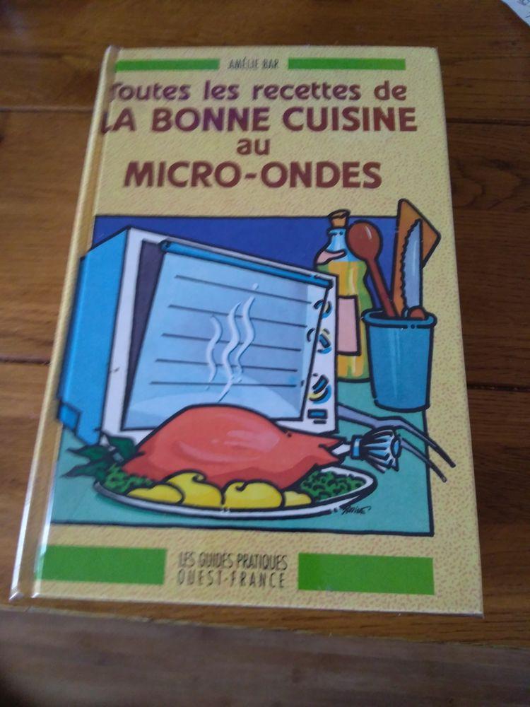 Toutes les recettes de la bonne cuisine au micro-ondes 3 Wancourt (62)