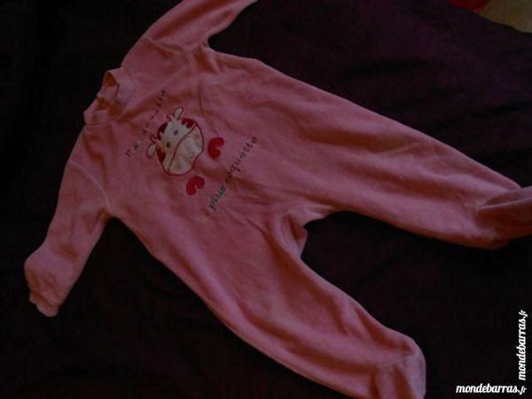 toutes sortes de vetements  bébé 3//6/12/18.mois 2 Tournon-sur-Rhône (07)