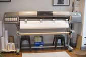 Traceur HP 5500 UV + Lot de cartouches et têtes d'impression 1450 Colombes (92)