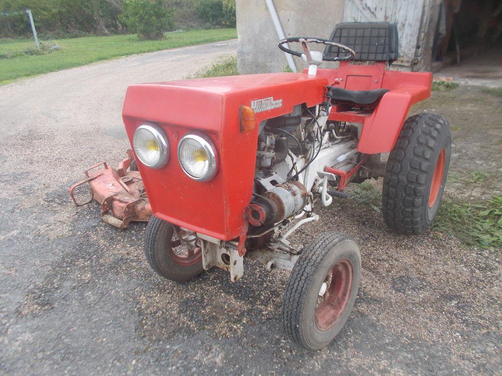 tracteur 23 cv diesel a remettre en route  faire prix  1700 Saran (45)