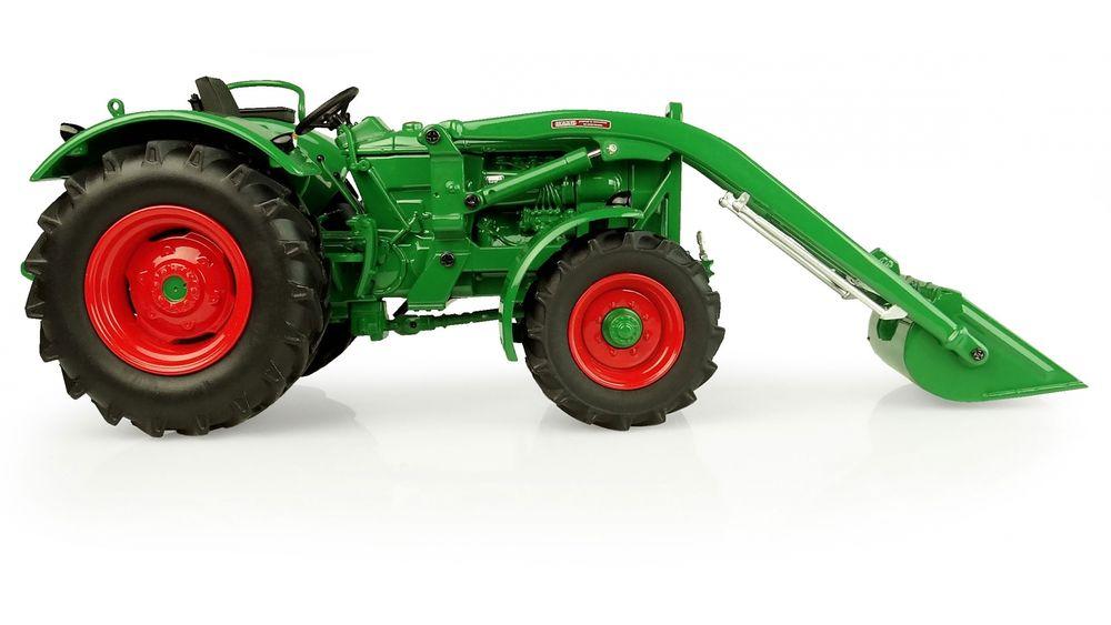 Tracteur à l'échelle 1/32 Universal Hobbies UH5254 - Deutz D 70 Coudekerque-Branche (59)
