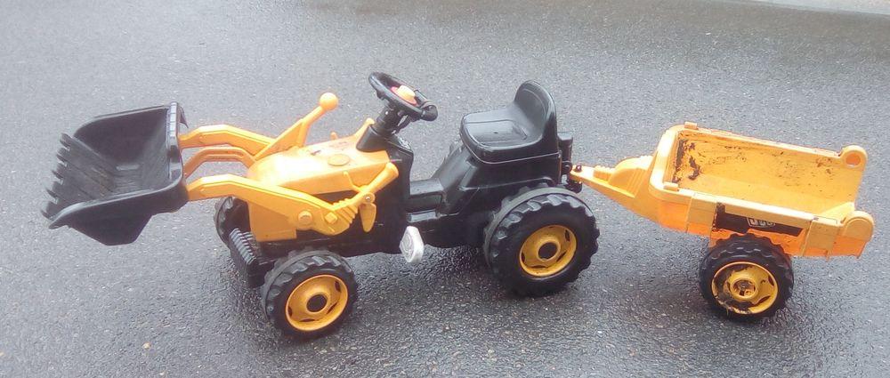 tracteur à pédale Smoby 40 Beauchamp (95)