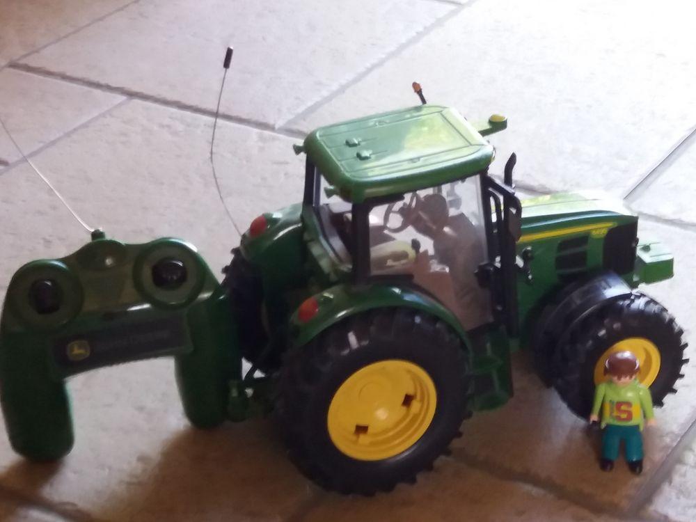 tracteur télécommander 30 Cherreau (72)