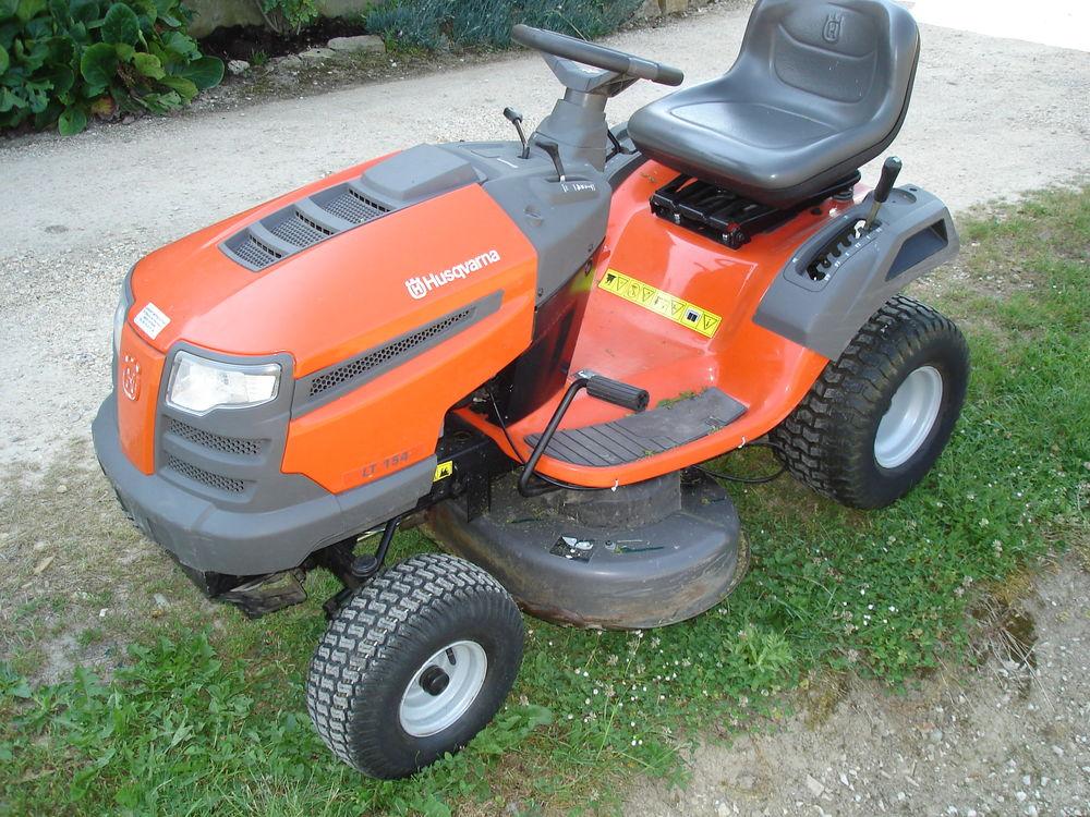 Achetez tracteur tondeuse occasion annonce vente 9926812216 - Tondeuse automatique husqvarna prix ...