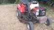 Tracteur tondeuse MOTEC GTS140 BICILINDRE 16CV Jardin