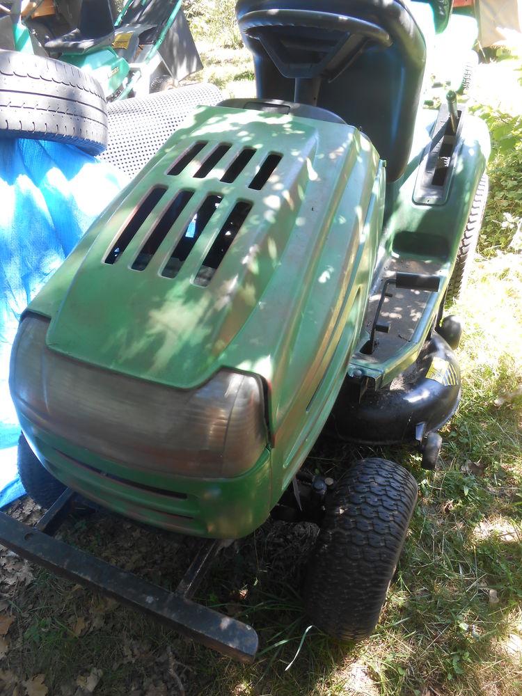 tracteur tondeuse ,multching 850 Aurillac (15)