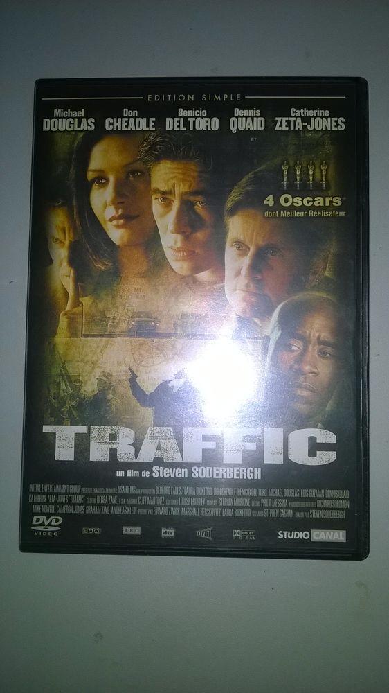 DVD Traffic  Michael Douglas 2002 Français 8 Talange (57)