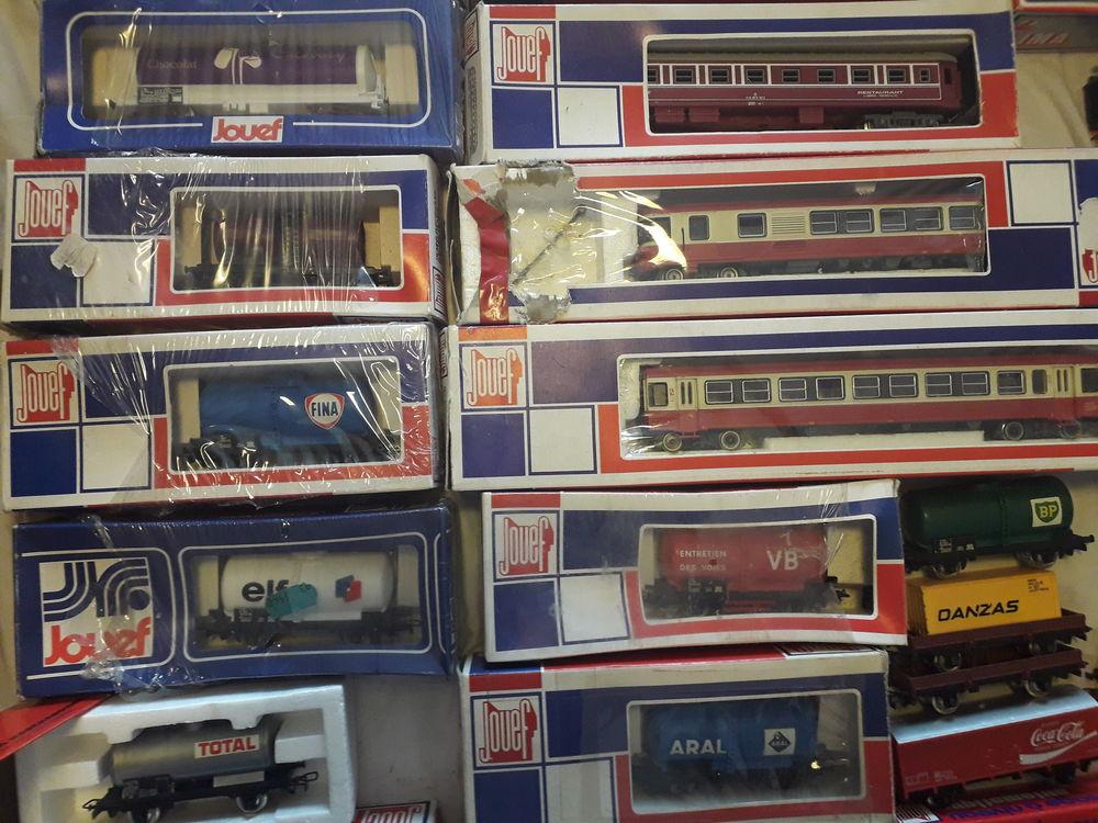 Train électrique HO Jouef/Lima 400 Luçon (85)