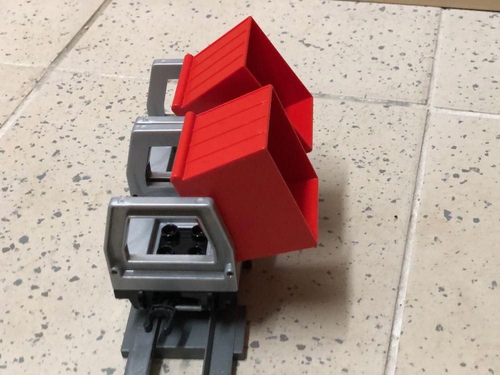 Le train électrique LEGO DUPLO  0 Aix-les-Bains (73)