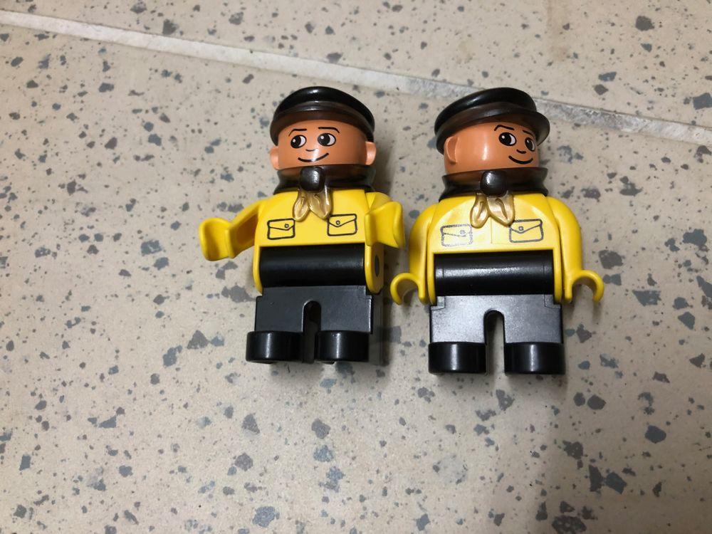 Le train électrique LEGO DUPLO Intellitrain ses chauffeurs 0 Aix-les-Bains (73)