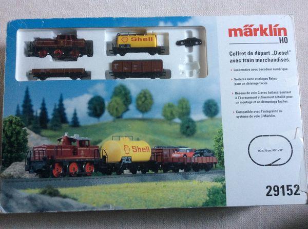 Train électrique marklin  110 Grenoble (38)