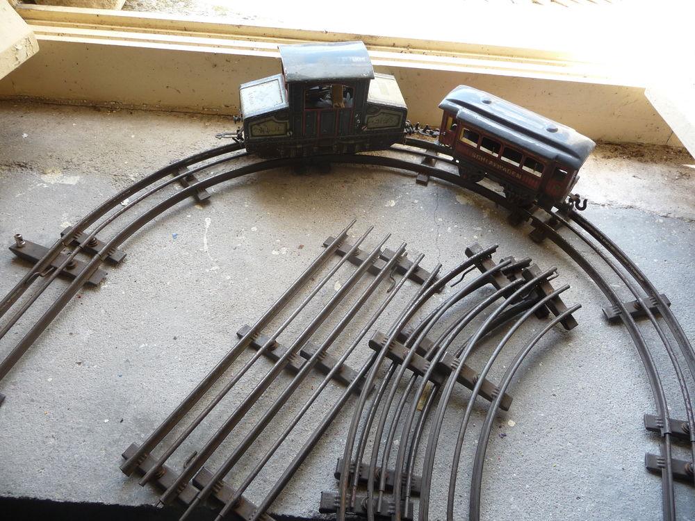 Train électrique 0 Saint-Quentin-sur-Nohain (58)