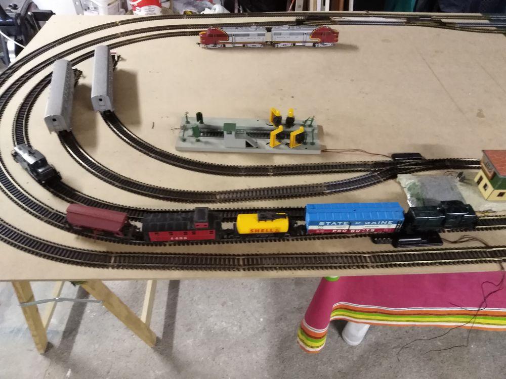 Train HO Fleischmann 150 Tresserve (73)