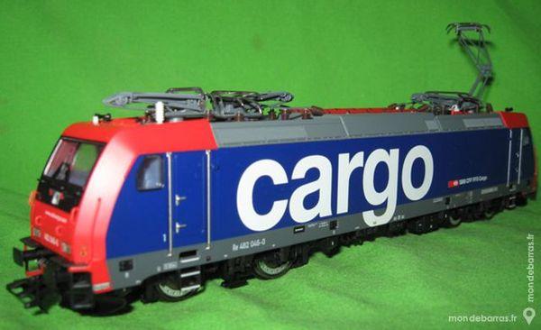 train locomotive sbb cff cargo  TRIX   HO 180 Caudry (59)