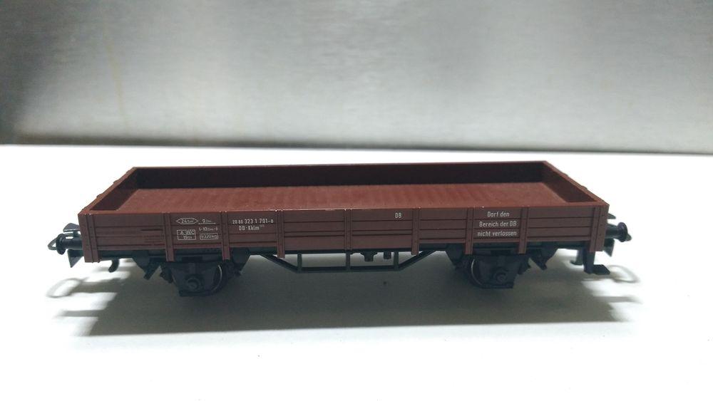 train HO MARKLIN tombereau bord bas court 15 Colombes (92)