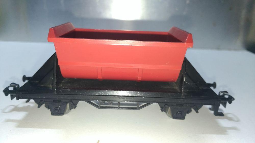 train HO MARKLIN wagon à benne basculante 15 Colombes (92)