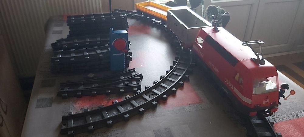 Train playmobile  90 Villefranche-sur-Saône (69)