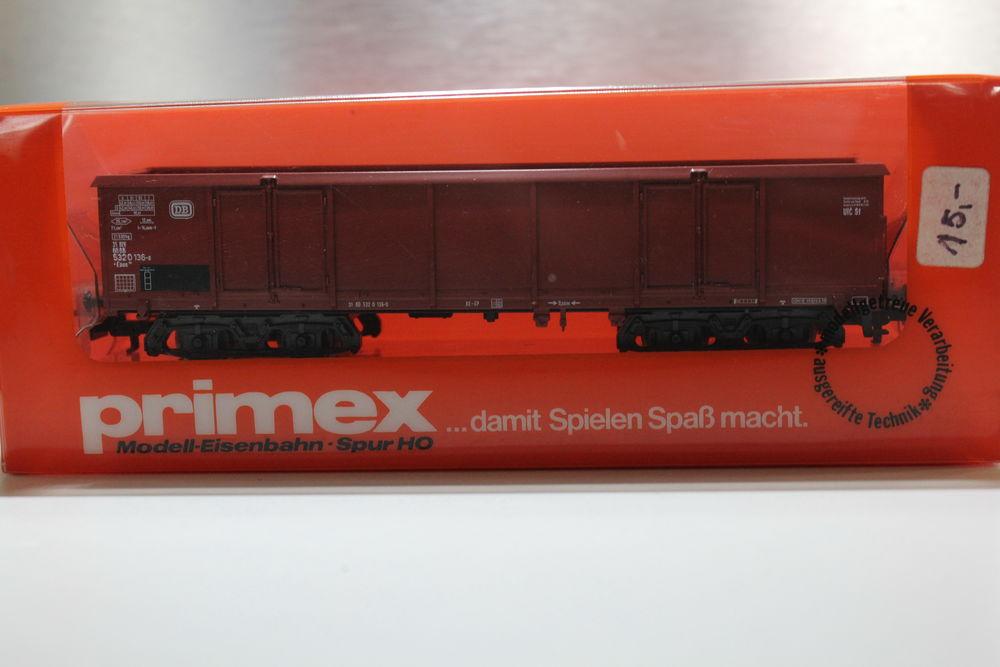 train HO PRIMEX MARKLIN 4599 tombereau à bogies (neuf) 35 Colombes (92)