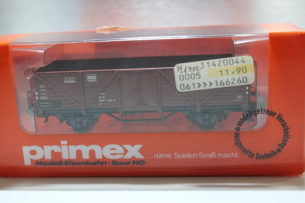 train HO PRIMEX MARKLIN 4582 tombereau court (neuf) 35 Colombes (92)