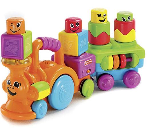 Train Rigolo'blocs - Fisher-Price - P7528 20 Saint-Hilaire (91)