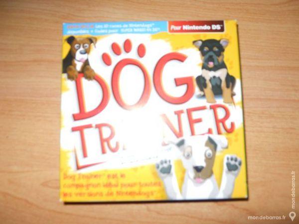 Dog trainer pour NINTENDO DS Consoles et jeux vidéos
