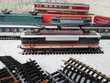 Lot Trains Électriques et Rails HO