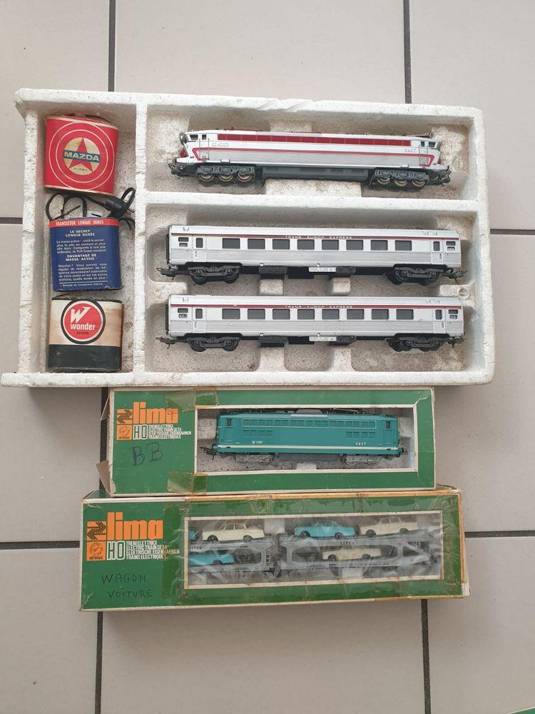 Trains électriques 80 Vougy (42)