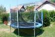 Trampoline diamétre 300 cm. Jardin