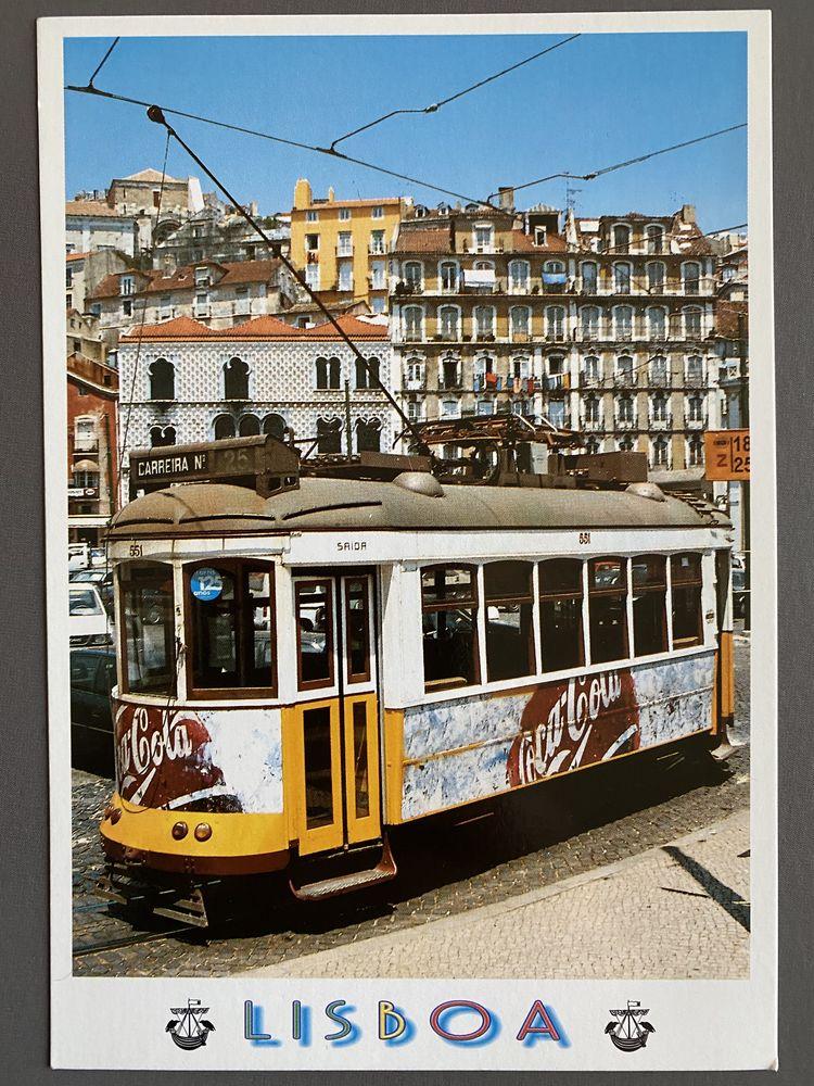 Tramway N° 25 Alfama carte postale Lisbonne Portugal  3 Joué-lès-Tours (37)